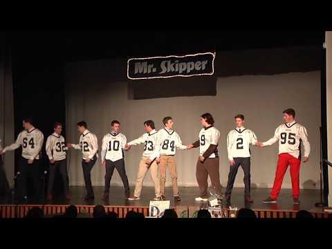 Cohasset High School's Mr. Skipper 2018