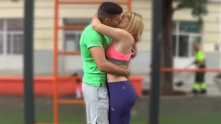 TOP 10 KISSING PRANK 2016 (Antonio Mallorca)