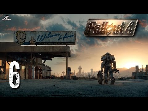 Fallout 4 Ep. 6 - Concord Underground (Blind Let's Play)(1440p)