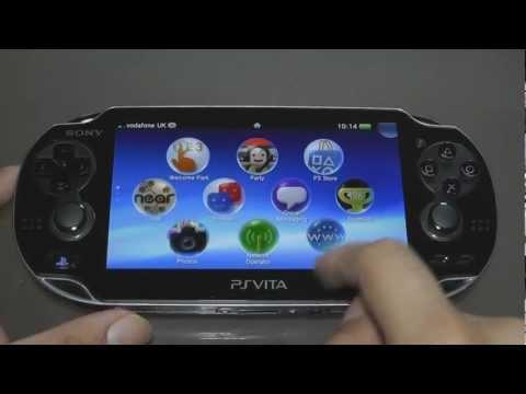 Sony PS Vita 3G + WiFi Full Review