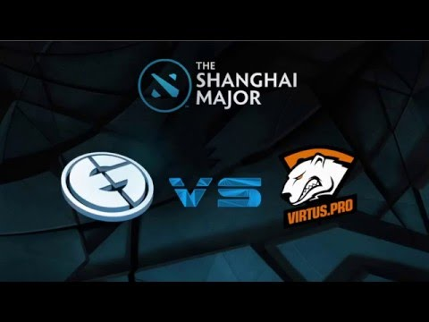 The Shanghai Major, Evil Geniuses vs Vitus Pro Highlight