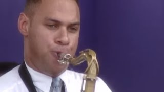 Joshua Redman - Untitled Song - 8/14/1993 - Newport Jazz Festival (Official)