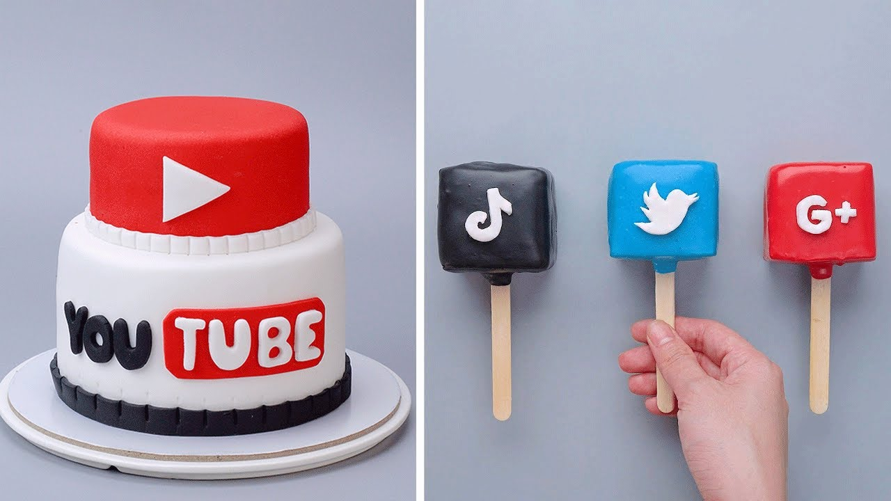 Creative & Beautiful YOUTUBE Cake Decorating Tutorial | Fancy Dessert Compilation | So Tasty