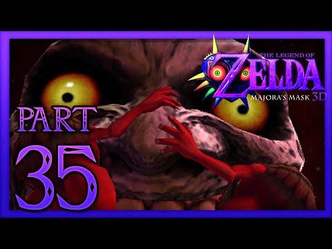 The Legend of Zelda: Majora's Mask 3D  Part 35  The MoonLunar Children
