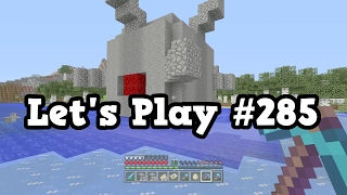 Minecraft Xbox TU48 Lets Play #285 - 25 Minute Build Challenge