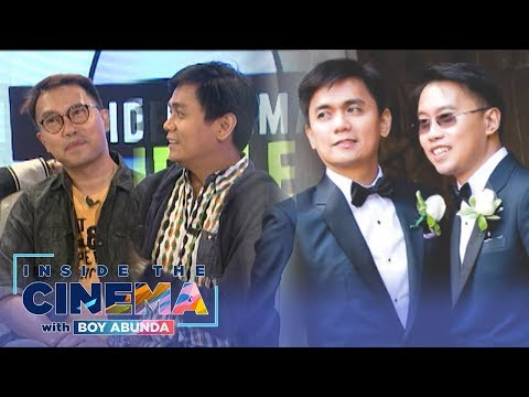 Out and Proud: Couple Perci Intalan and Jun Lana on getting married | INSIDE THE CINEMA
