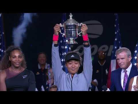 Naomi Osaka vs. Serena Williams | US Open 2018 Extended Highlights