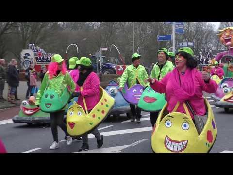 Carnaval Optocht in Borne 10 02 2018