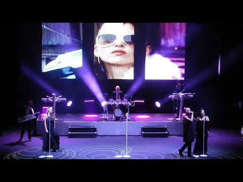 The Human League - 'Soundtrack to a Generation' live - State Theatre 15-Dec-17
