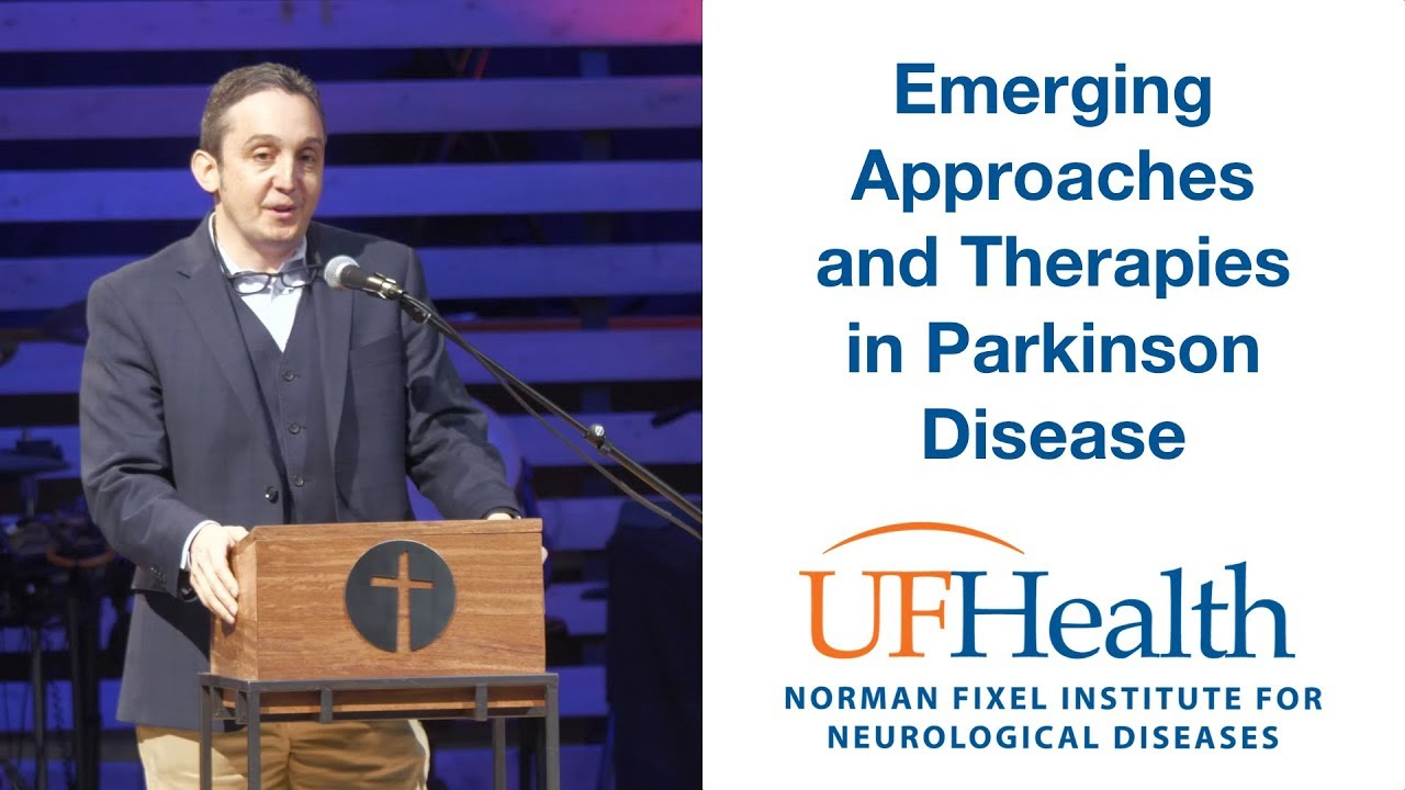 Download Emerging Approaches & Therapies in PD - Parkinson Symposium 2019 - Dr. Michael Okun