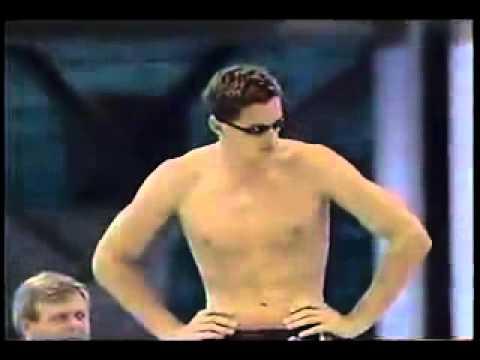 Alexander Popov - 100m Freestyle - Olympics 1996 Atlanta