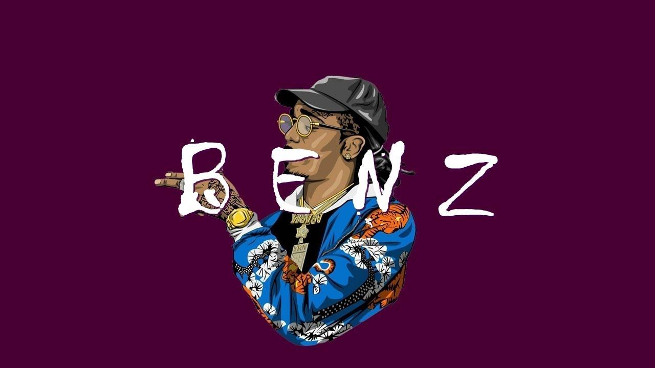 [FREE UNTAGGED] Trap Type Beat instrumental 2018   B E N Z   No Tags   by  Flow beats