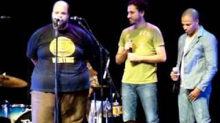 ED MOTTA NO CITIBANK HALL EM 23/10 - participação especial RENATO MAX e LEONARDO GONÇALVES