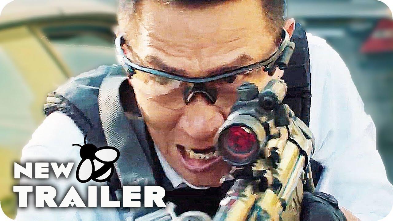 LINE WALKER 2 Trailer (2019) Hong Kong Action Movie