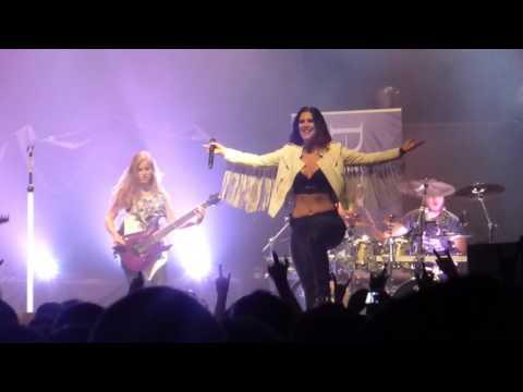 Delain - Suckerpunch Live - Montreal 02/21/2016