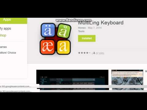 Install Lao Keyboard On Rooted Android OS