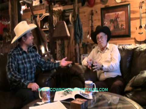 Don Kay Reynolds interview about the Kit Carson western TV show