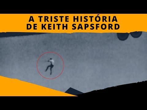 A triste história de Keith Sapsford