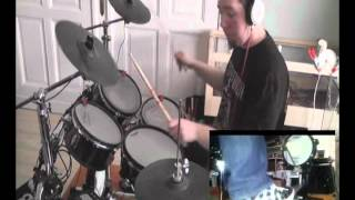 Heaven Shall Burn - Numbing The Pain -Drum Cover-