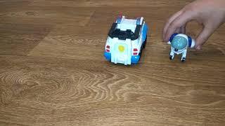 Музыкальная игрушка Робопес на машине из Щеначьего патруля