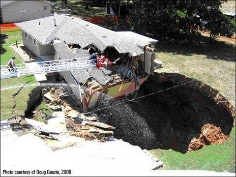 Image result for Sinkhole Florida Man Bed