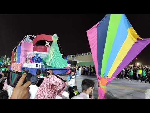 Riyadh festival season 2019 float Fashion shop