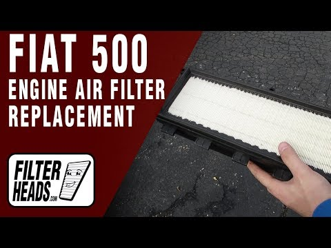 Premium Oil Filter for Dodge Dart Fiat 500 500L 1.4L 2012 2013 2014 2015 Pack 3