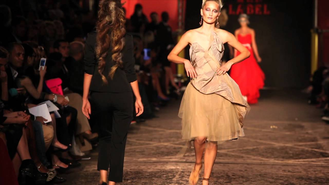 c1a5c8147e Vivienne Westwood Red Label - Spring/Summer 2012 - London Fashion Week