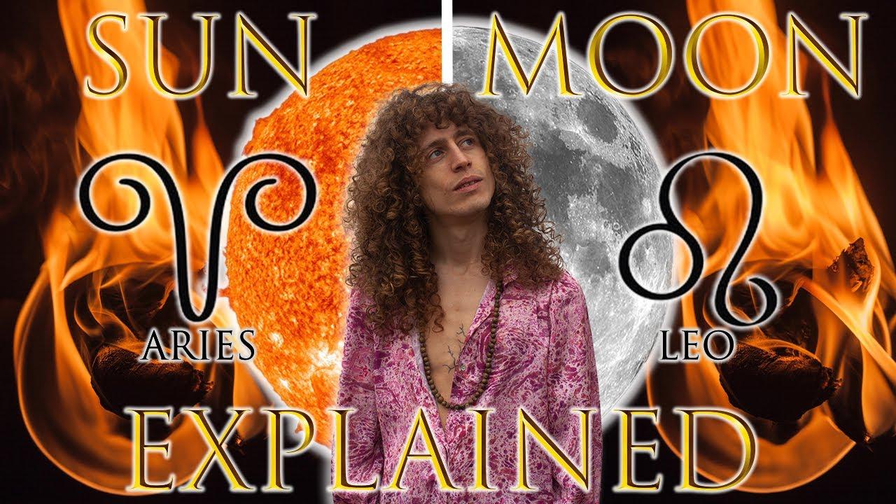 ☉ Sun in Aries ☽ Moon in Leo