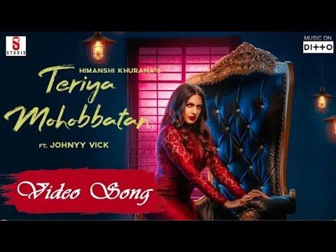 teriyan-mohabbatan-|-himanshi-khurana-ft.-johny-vick-|-new-song-2019-|-st-studio-|-ditto-music