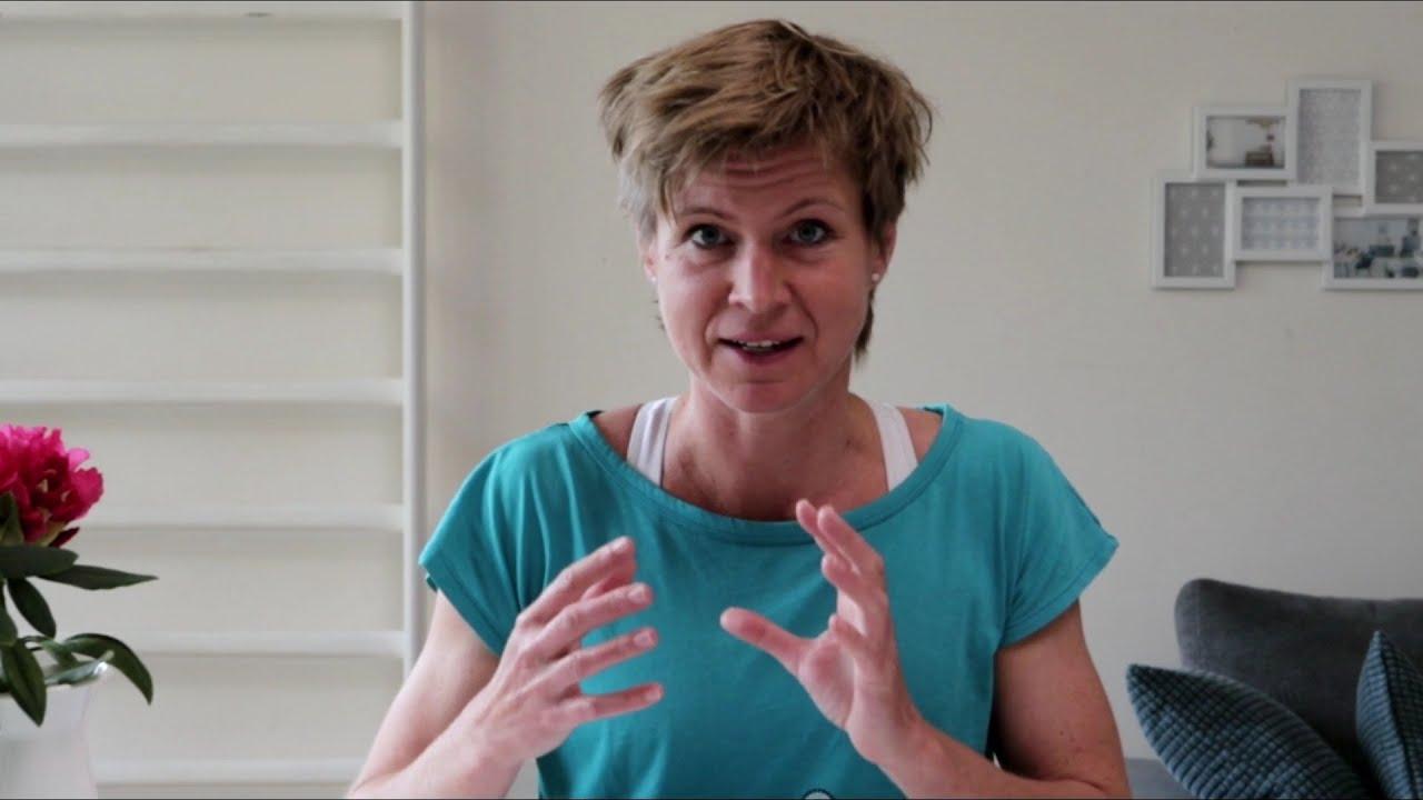 Video Cyklus cvičení Kateřiny Macháčové PERMANENTO: 2. cvičení - Nejjednodušší pohyb