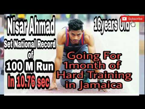 Journey of Slum to breaks National Records. Must watch video