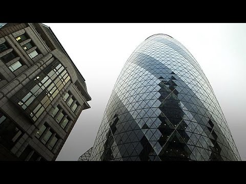Brexit threat to the City of London - economy