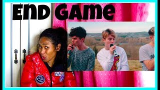 Taylor Swift - End Game ft  Ed Sheeran, Future (Boyband Cover) | Reaction