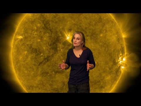The Activity is all Backside: Solar Storm Forecast 05-04-2017