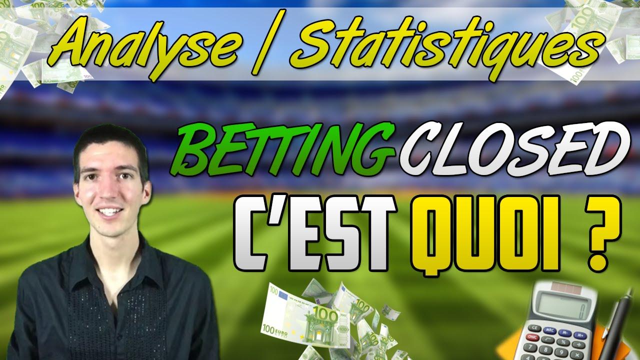 betting closed