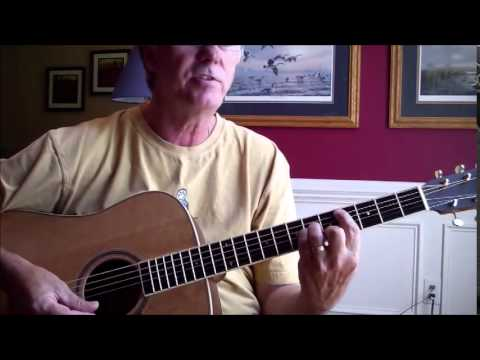 Boys Of Summer Don Henley Eagles Guitar Lesson For Acoustic