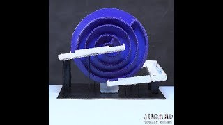 How to Make Spiral Marble Machine