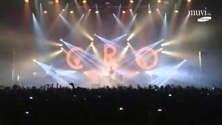 LIVE Cro - Nie Mehr