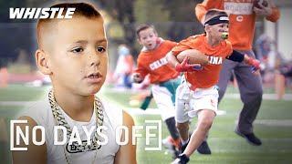 6-Year-Old BABY GRONK Future Football SUPERSTAR!