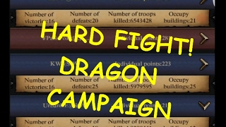 FIGHT! FIGHT! FIGHT! DRAGON CAMPAIGN! ( CLASH OF KINGS )