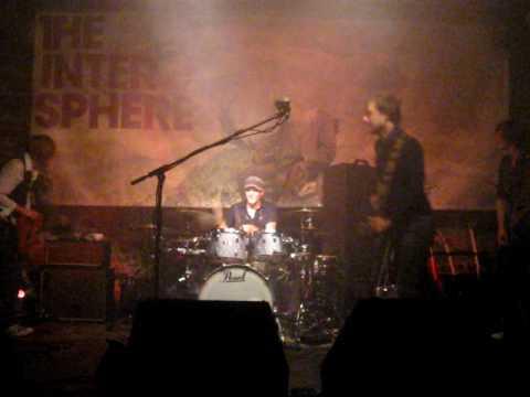 Moritz Müller Drumsolo the intersphere @ Moritzbastei vor Crime...