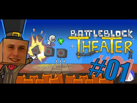 battleblock theater e01 why isn 39 t my controller working youtube. Black Bedroom Furniture Sets. Home Design Ideas