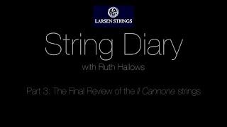 Ruth Hallows String Diary Part 3