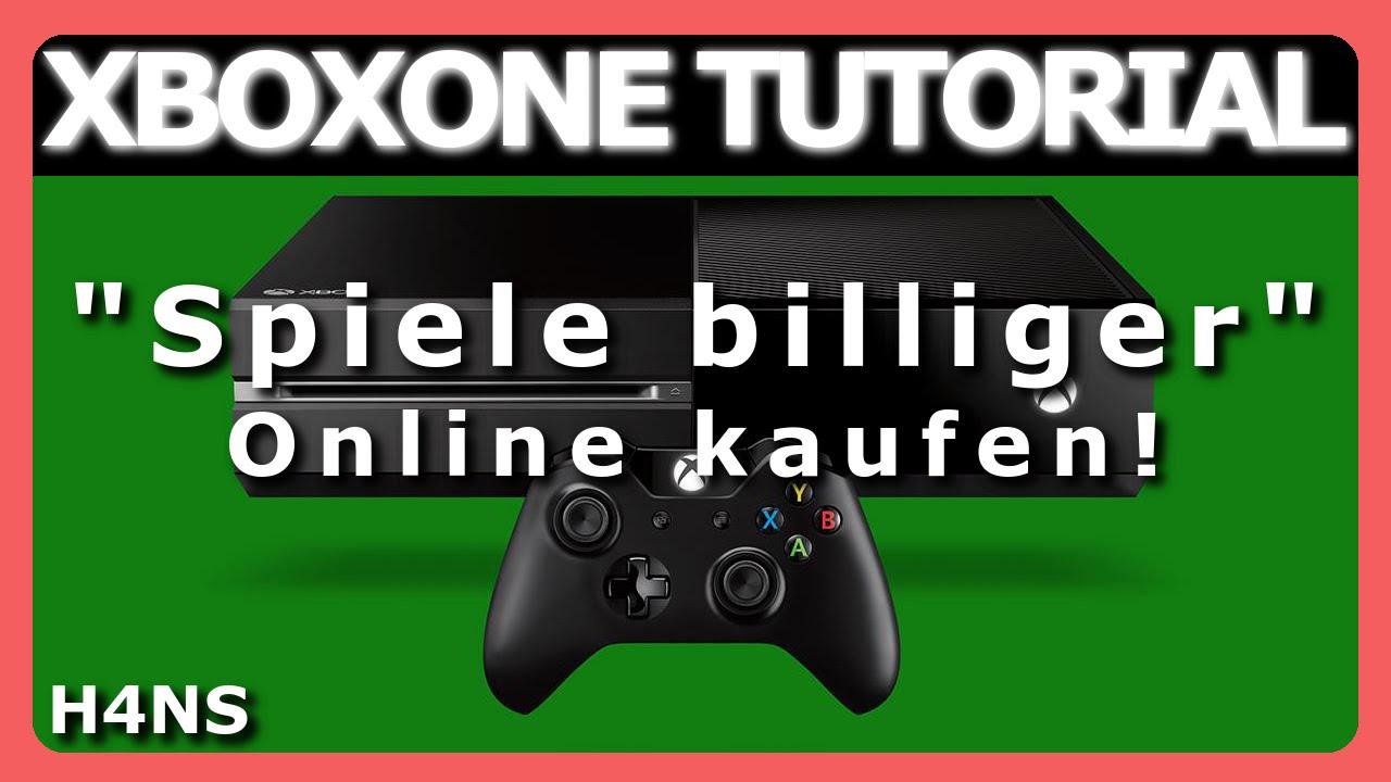 Xbox One Spiele Online