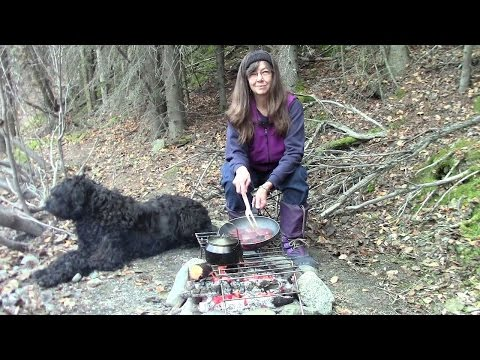 Keeping Clean In The Woods - Cooking Kit