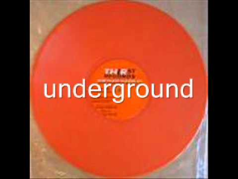 Paul Benjamin & Carl H -- Dub Plate -underground