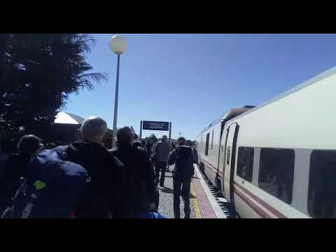 El descarrilamiento de un tren bloquea el tráfico ferroviario entre Galicia y Madrid