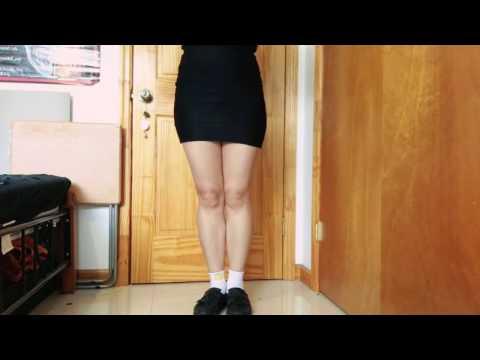 ENGLISH* Traditional ska tutorial / how to dance traditional ska BASIC