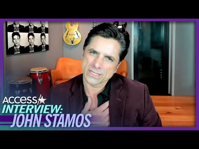 Why John Stamos Was 'Heartbroken' Over 'Friends' Guest Role